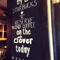 Photo taken at Starbucks by Dries B. on 11/14/2013