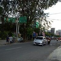 Photo taken at Jalan Tebet Barat Raya by Arief W. on 7/12/2013