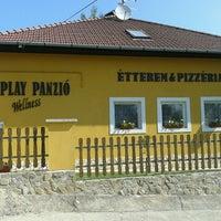 Photo taken at Club Play Panzió by Adrián András D. on 4/26/2013