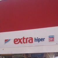 Photo taken at Extra Hiper by Vilson M. on 3/27/2013