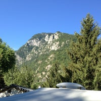 Photo taken at Camping Belledonne by Anne H. on 8/17/2013