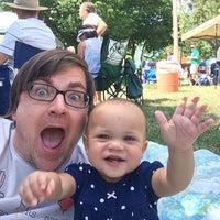 Photo taken at Leavenworth Park by Adam W. on 8/7/2016