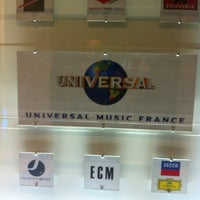 Photo taken at Universal Music France by Valerie D. on 2/4/2013