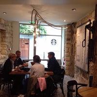 Photo taken at Starbucks by Stu F. on 10/4/2013