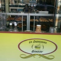 Photo taken at La Sabrosura Bakery by Tom S. on 7/12/2016