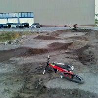 Photo taken at PT. Insera Sena (Polygon Cycle) by Brandon D. on 10/31/2012