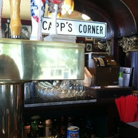 Photo taken at Capp's Corner by Buzz on 9/16/2013