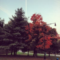Photo taken at Prospect Park Loop by Raunaq P. on 10/6/2012