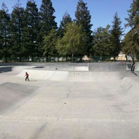 Photo taken at Sunnyvale Skate Park by Ranger W. on 6/14/2015