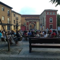 Photo taken at Plaza del Santo Martino by Oscar d. on 7/12/2013