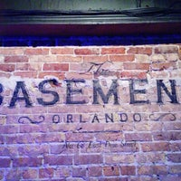 the basement central business district orlando fl
