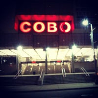 Photo taken at Cobo Center by Richard L. on 1/14/2013