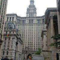 Photo taken at NYC Municipal Building by Jennifer R. on 10/24/2012