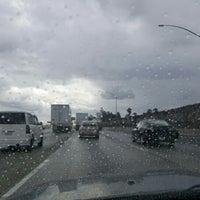 Photo taken at Interstate 5 (Santa Ana Freeway) by Pilar P. on 11/9/2015