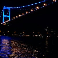 Photo taken at Fatih Sultan Mehmet Bridge by ! ! Muhsin B on 6/22/2013