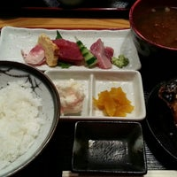 Photo taken at 上総屋 by GOGOGO! on 10/21/2013