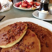 Photo taken at The Original Pancake House by Andrew B. on 5/11/2013