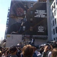 Photo taken at DailyCandy HQ by Jason W. on 4/8/2013