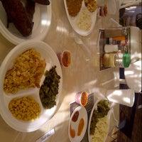 Photo taken at True BBQ by Miriam F. on 1/8/2014