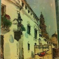 Photo taken at Restaurante El Churrasco by Jose Luis on 11/18/2012