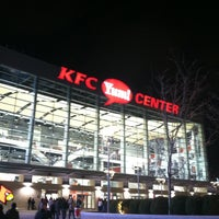 Photo taken at KFC Yum! Center by Kevin L. on 2/17/2013