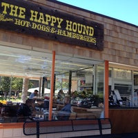 Photo taken at happy hound by Meredith M. on 8/30/2013