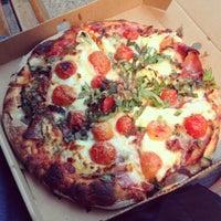Photo taken at Regina Pizzeria by Abbie L. on 10/8/2012