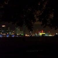 Photo taken at Watson Island by Chris H. on 3/27/2014