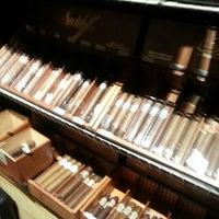 Photo taken at Buckhead Cigar Club by Natasha A. on 2/15/2013