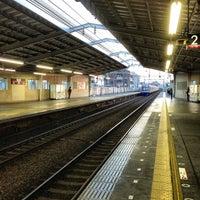 Photo taken at Yūtenji Station (TY04) by 和彦 石. on 11/21/2012