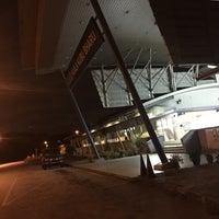 Photo taken at KTM Komuter Kuala Kubu Bharu (KA14) Station by Ainu F. on 7/19/2016