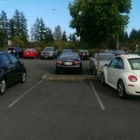 Photo taken at S. Everett Park & Ride by Dj Omar B on 8/19/2014