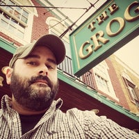 Photo taken at The Grog Grill by David F. on 7/27/2014