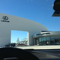 Photo taken at Park Place Lexus Plano by Eric N. on 9/21/2013