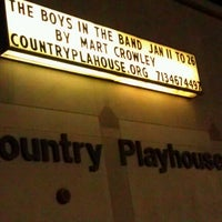 Photo taken at Country Playhouse by Vincent C. on 1/27/2013