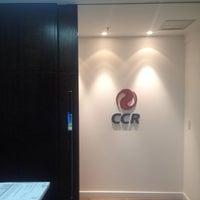 Photo taken at CCR Brasília by Humberto F. on 1/30/2014