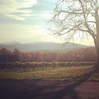 Photo taken at Fox Meadow Winery by Jena B. on 10/23/2012