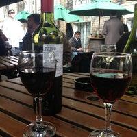 Photo taken at Gordon's Wine Bar by Karen T. on 5/11/2013