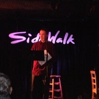 Photo taken at Sidewalk Bar & Restaurant by Irene S. on 12/6/2012