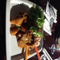 Photo taken at Thai Jasmine by Tiffany N. on 12/21/2012