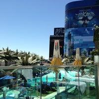 Photo taken at The Cosmopolitan of Las Vegas by Jasson G. on 5/20/2013