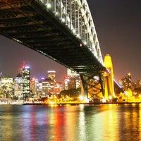 Photo taken at Sydney Harbour Bridge by Cassie B. on 2/26/2013