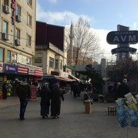 Photo taken at Aksaray by Oğuz D. on 12/31/2012