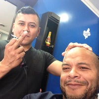 Photo taken at LA Cutz by Pedro T. on 4/26/2013