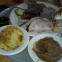 Photo taken at City Barbeque by Bill W. on 10/3/2012