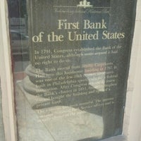 Photo taken at First Bank of the United States by Sergey I. on 4/14/2016