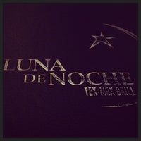Photo taken at Luna De Noche by Robert P. on 3/9/2013
