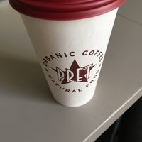 Photo taken at Pret A Manger by Darrell on 4/14/2016