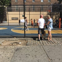 Photo taken at West 4th Street Courts (The Cage) by Darrell on 7/23/2016