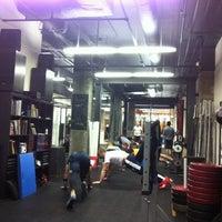 Photo taken at Balance Gym by Charles on 12/19/2012